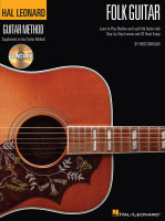 Folk Guitar by Fred Sokolow